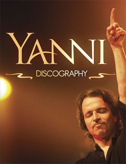 yanni-discography